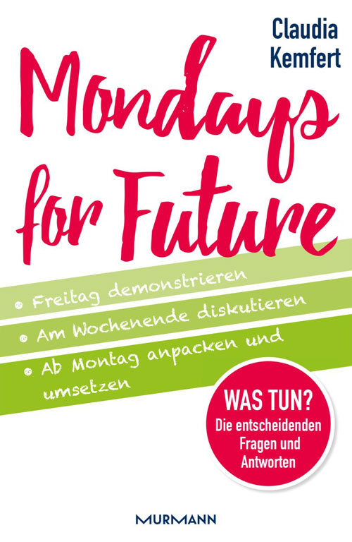 Claudia Kemfert - Mondays for Future