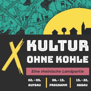 Kultur ohne Kohle Festival